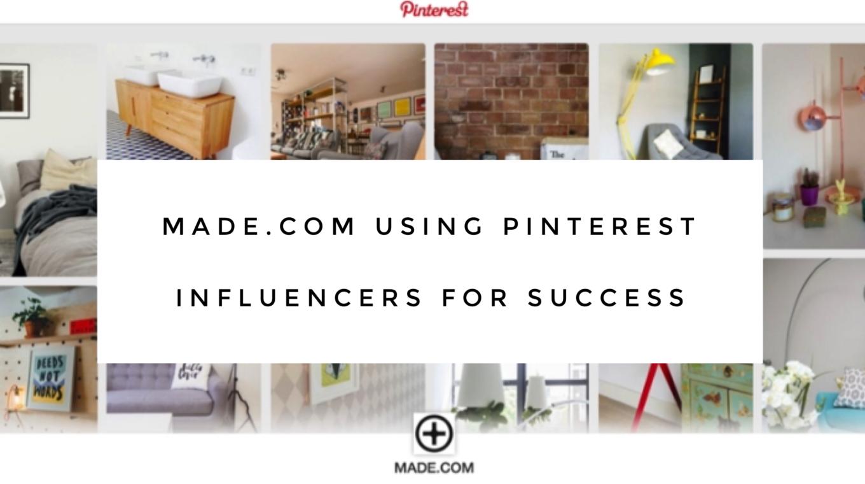 Vizified Made com: Using Pinterest Influencers for Success